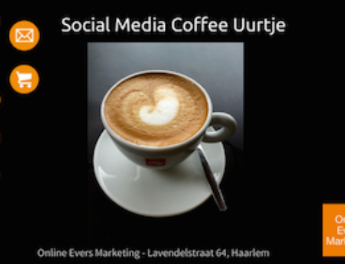 19-10-2017 Social Media Coffee Haarlem. Meetup #13